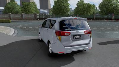 Mobil Toyota Innova Crysta v2.0 - ETS2 1.38