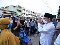 Antisipasi Kecurangan, Pedagang Pajak Sukaramai Ingatkan Tim AMAN Soal Pengawalan Surat Suara