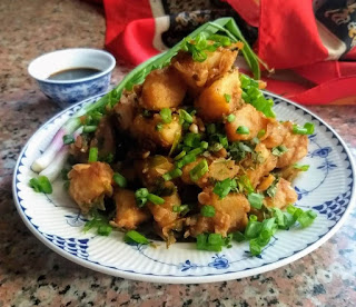 Chilli potato chinese recipe