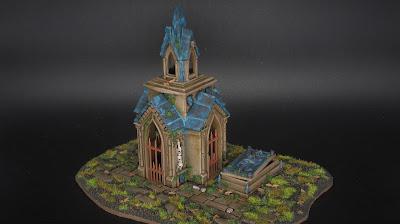 Garden of Morr Mausoleum