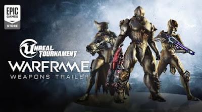 Warframe Meluncur Ke Epic Games Store
