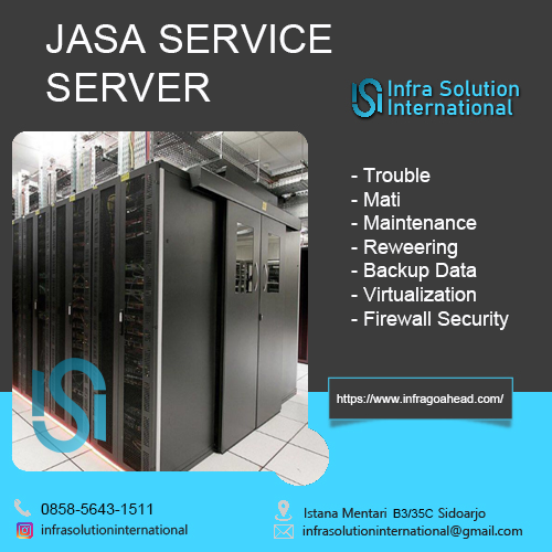 Service Server Banda Aceh