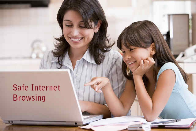 Safe Internet Browsing For Kids