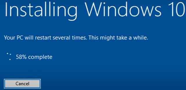 مميزات windows 10 21h1