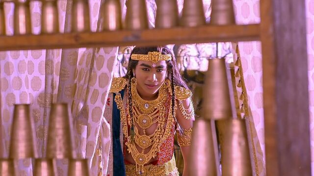 Radha Krishna: Star Bharat Radha Krishn - Session 4 E209 8th August 2021 Episode