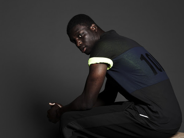 Grenada's Kirani James Presents NIKE NSW Collection