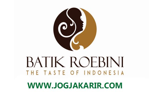 Lowongan Kerja Jogja Januari 2021 Di Batik Roebini Portal Info Lowongan Kerja Jogja Yogyakarta 2021