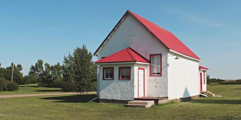 Rowley Alberta Ghost Town