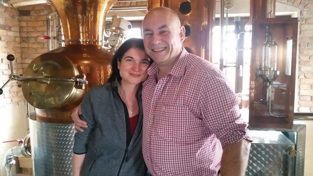 Der Diplom-Braumeister und seine Frau