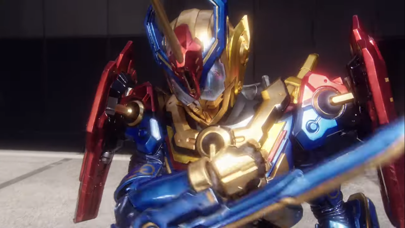 Build NEW WORLD: Kamen Rider Grease - New Trailer Feat  Movie Theme