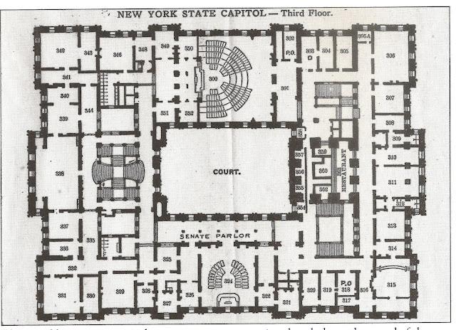 Stevenwarran new york state capitol floor plans for Million dollar floor plans