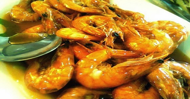 Dampa Shrimp (Buttered Garlic Shrimp) Recipe