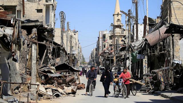 WikiLeaks: Solo uno de los autores del informe de la OPAQ sobre el supuesto ataque químico en Duma estuvo en Siria