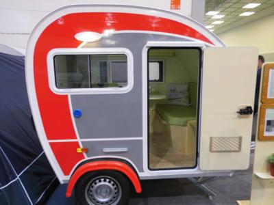 Messereport: Caravan Salon 2015