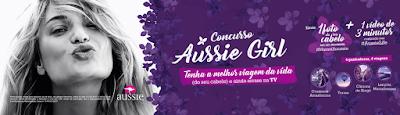 """Concurso Aussie Girl"""