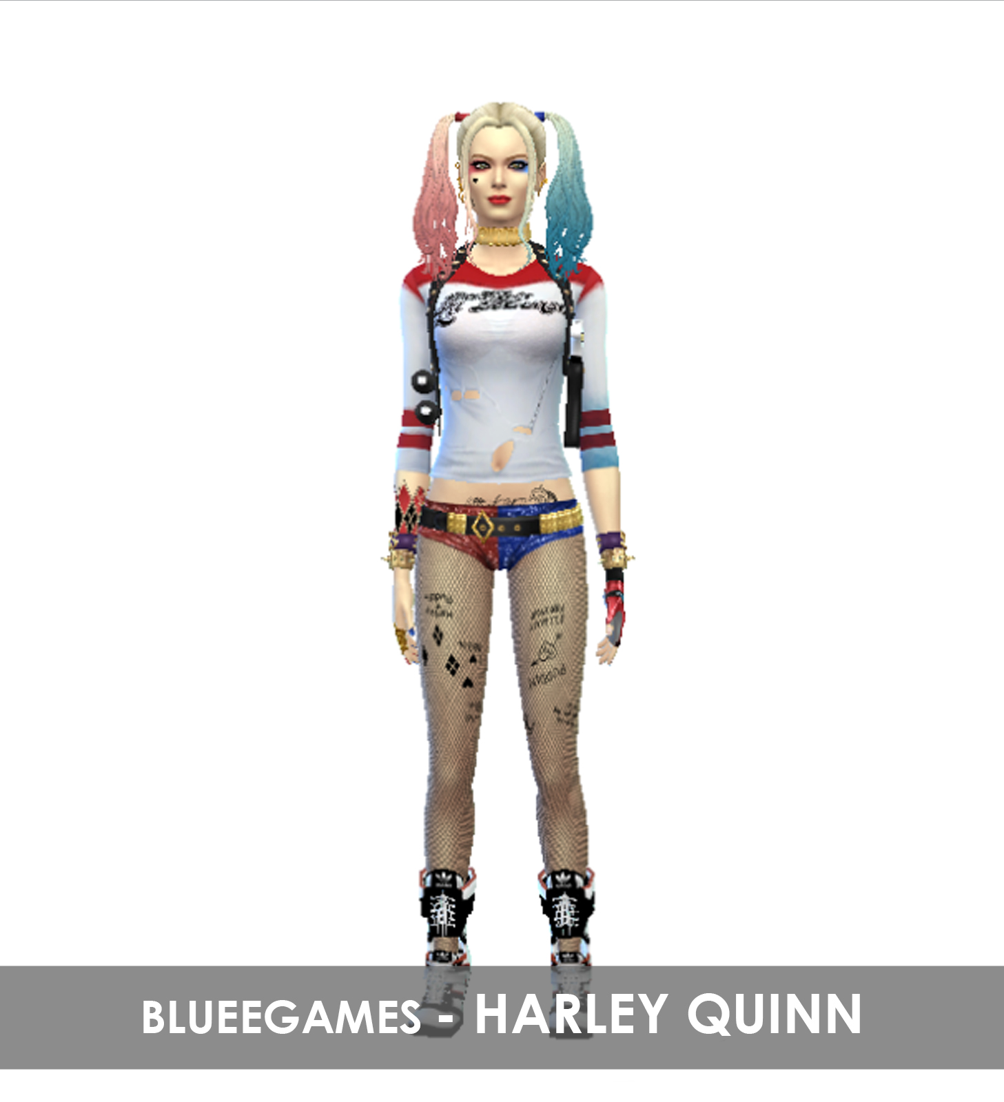 House Building Games Like The Sims Suicide Squad Harley Quinn Margot Robbie Sim