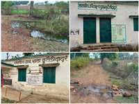 गांव की आबादी 567, पर सरकारी रिकॉर्ड में वीरान, ग्रामीण दो दशक से परेशान