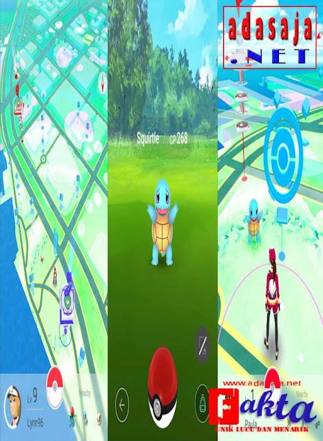 akibat dan dampak buruk bermain pokemon go