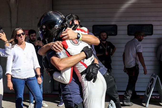 Franco Colapinto se corona campeón de la F4 Española