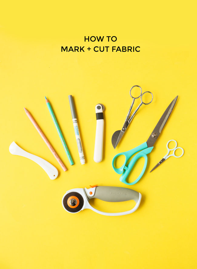 How to Cut and Mark Fabric - Tilly and the Buttons