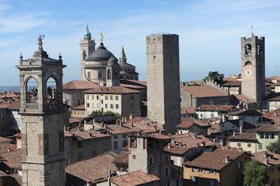 Bergamo e provincia: Luoghi belli da vedere,attrazioni,itinerari