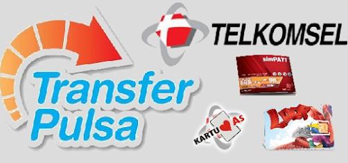 Pulsa Telkomsel Transfer Termurah