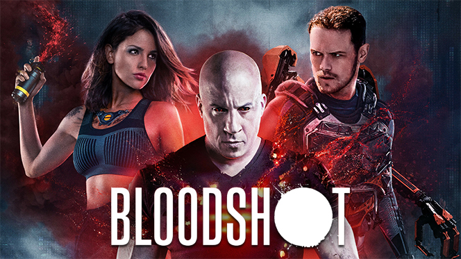 Bloodshot (2020) BDRip Full HD 1080p Latino-Ingles