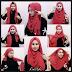 Tutorial Memakai Hijab Pashmina Simpel Mudah Kreasi Terbaru 2017