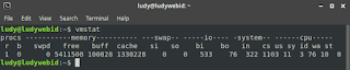 Cara Monitoring Memory Melalui Terminal Di GNU/Linux