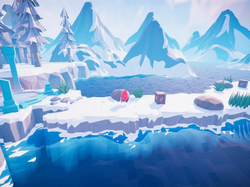 Download Babol the Walking Box Free Full Game For PC