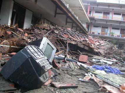 Waspada Tanda Gempa Bumi Akan Terjadi