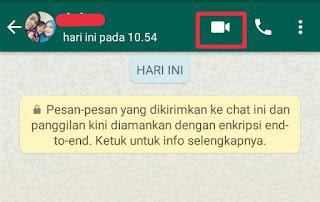 Cara Melakukan Video Call Di Aplikasi Whatsapp