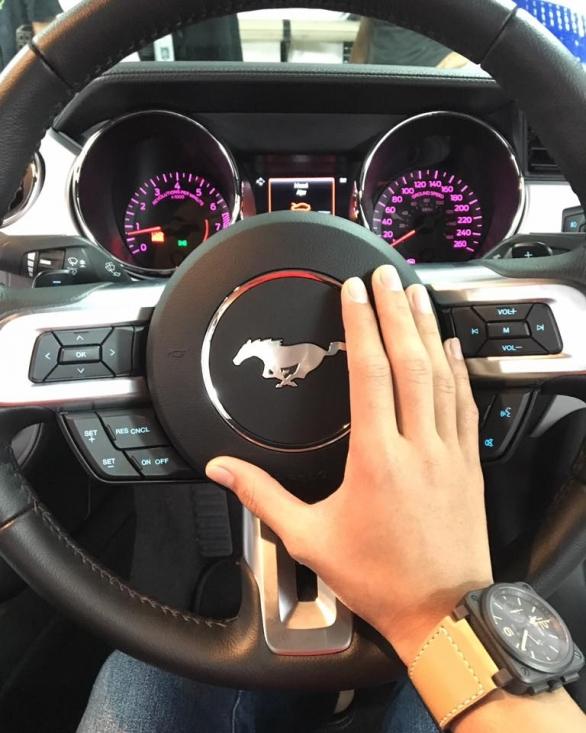 Betul Ke Ford Mustang Ni Safiey Ilias Punya?