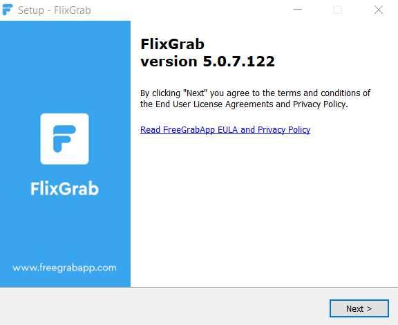 FlixGrab 5.0.7.122 Premium poster box cover