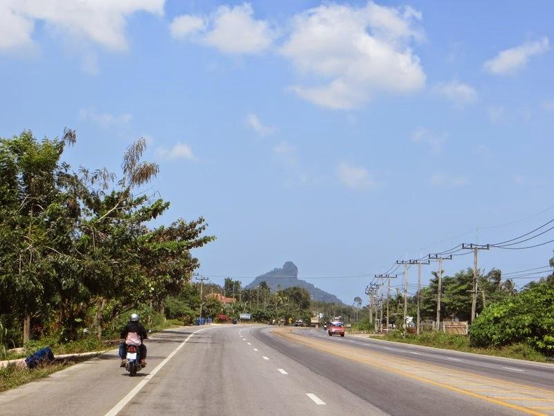 Хорошая дорога Таиланд