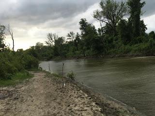 Missouri River Storm, Missouri River, Mighty MO