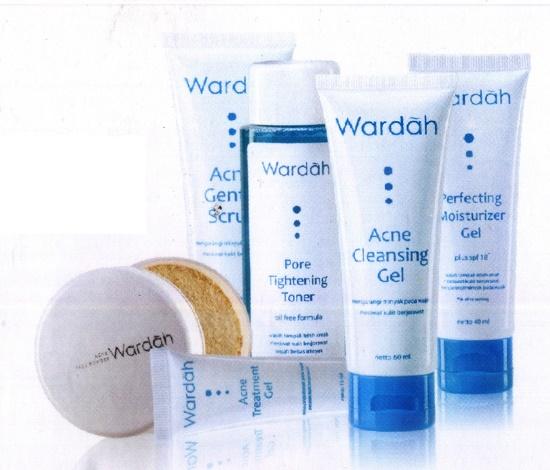 Review dan Harga Produk Wardah Acne Series