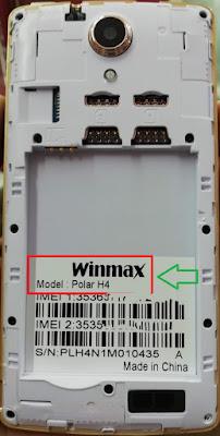 Winmax Polar H4 Flash File