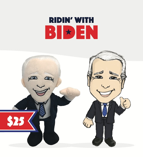 Ridin' with Biden