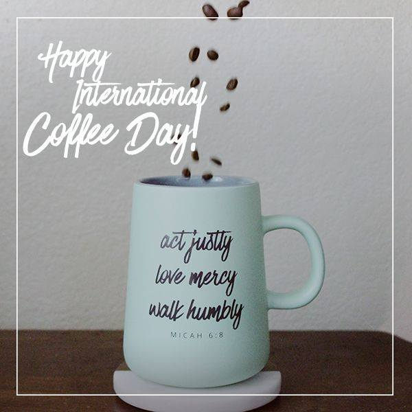 International Coffee Day Wishes Images download