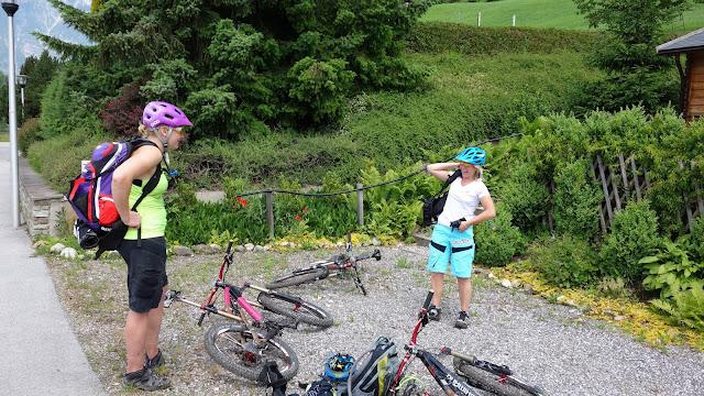 Bikeschule Reith im Alpbachtal