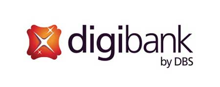Logo Digibank by DBS