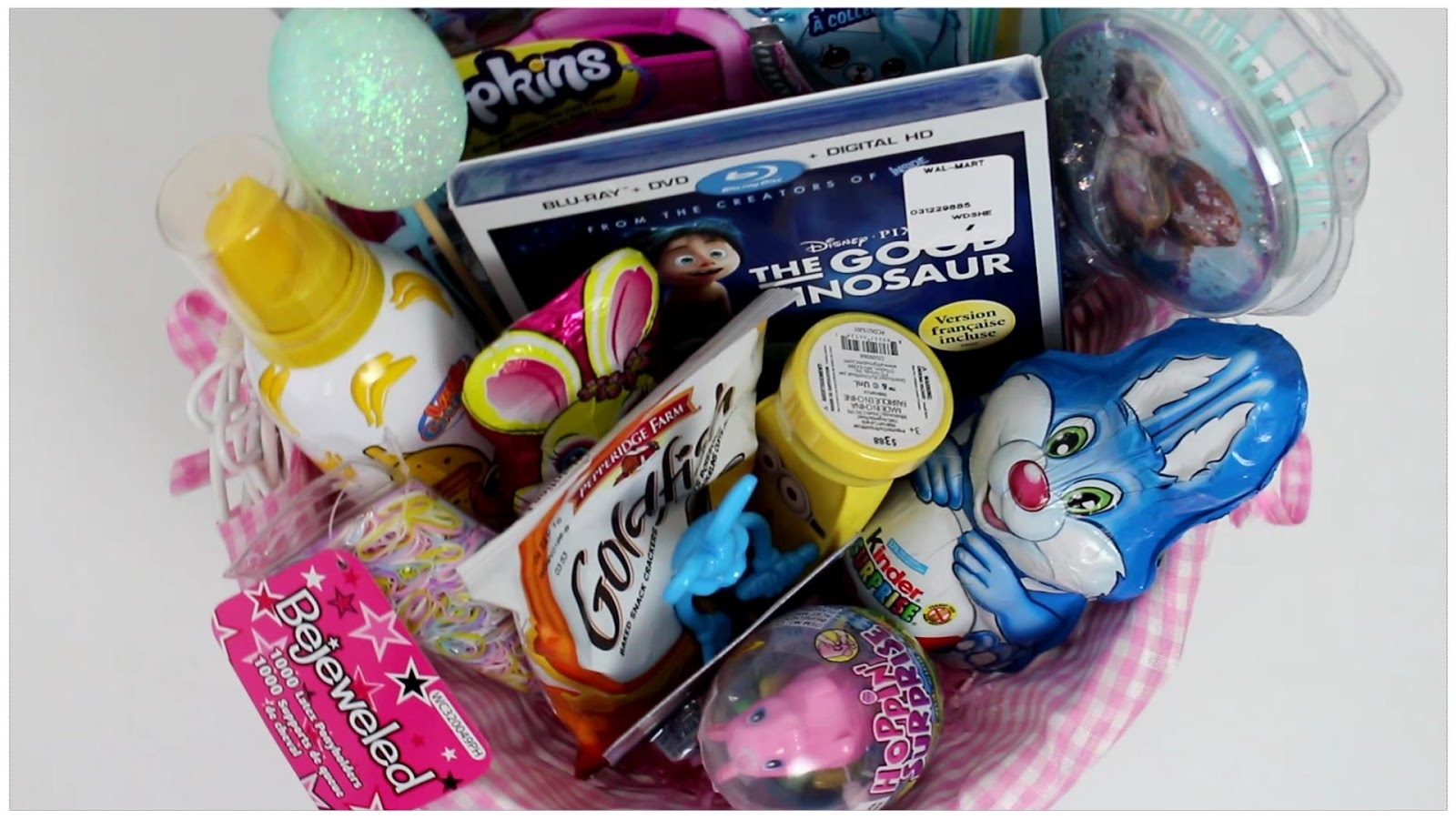 Hh harris family journey easter basket ideas for girls here is what im putting in my 5 year old twin girls easter baskets this year negle Choice Image