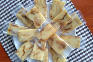 Nagasari roti tawar