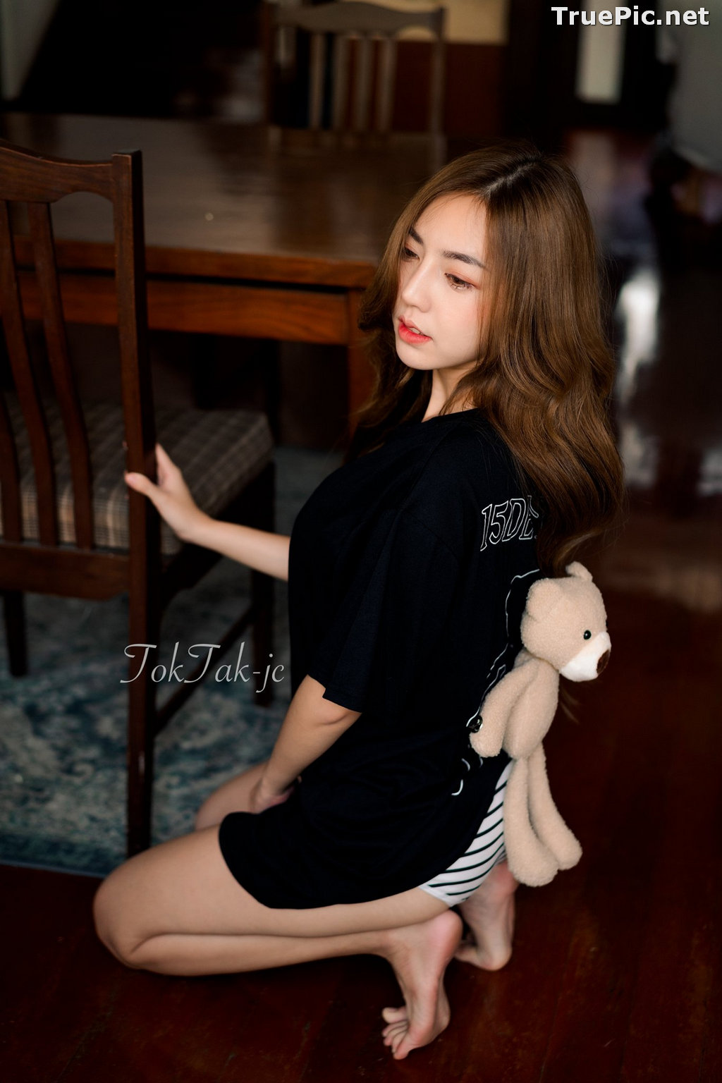 Image Thailand Model - Champ Phawida - Lovely Bear - TruePic.net - Picture-7