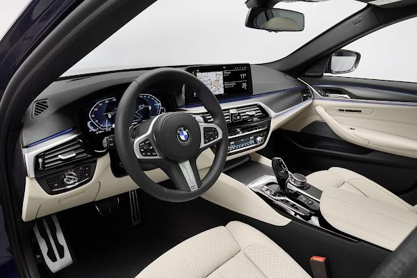 BMW 530e híbrido plug-in chega ao Brasil - preço R$ 384.950