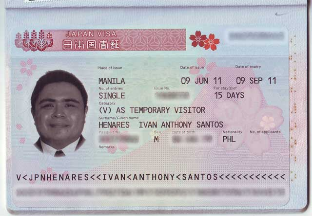 no more visa japan philippines relationship