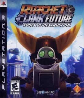 Ratchet & Clank Future Tools Of Destruction PS3 Torrent
