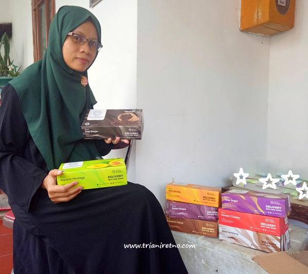 Siliwangi Bolu Kukus, Jajanan Kekinian di Bogor