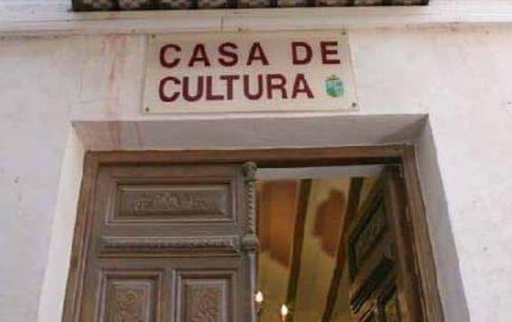 Casa de Cultura Albudeite (Murcia)